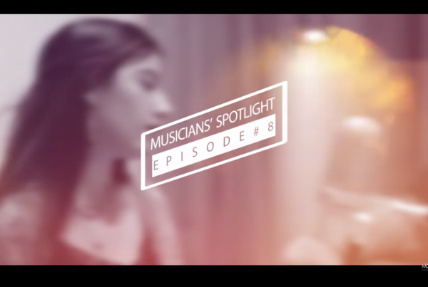 MD Presents : Musicians' Spotlight Ep. # 8 / Anastasia Velissariou